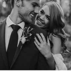 Cute, simple couple pose for weddings or engagements