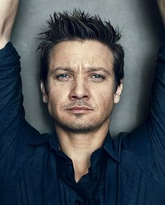 There's something about Jeremy (Renner)...