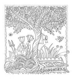 Bildergebnis Fur Inspirational Coloring Pages From Secret Garden