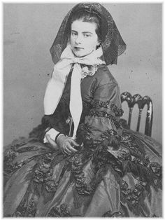 Maria Sophie of Bavaria (4 October 1841 – 19 January 1925). She was the last Queen consort of the Kingdom of the Two Sicilies