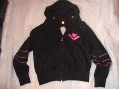Cyber Heart hoodie- front