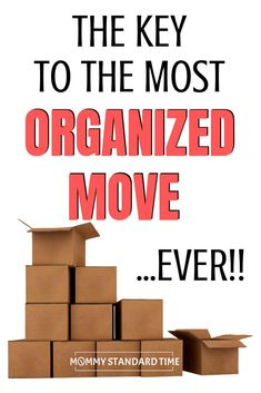 The key to the most organized move ever! How to use Airtable to organize your next move. Free Airtable database to help you organize your boxes. Informations Abo Clutter Organization, Home Organization Hacks, Organization Ideas, Moving Checklist, Moving Tips, Organizing For A Move, Moving Boxes, Moving Card, Moving Supplies