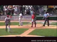 Max Scherzer win//Don Kelly /& Ryan Raburn homered 2011 Royals vs Tigers Ticket