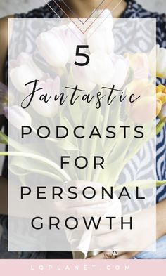 5 fantastic podcasts for personal growth and personal development; Photo by rawpixel growth 5 Fantastic Personal Development Podcasts Beste Podcasts, Podcasts Best, Ted Talks, Affirmations, Inspiration Entrepreneur, Self Improvement Tips, Self Confidence, Growth Mindset, Best Self