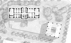 Anerkennung: Grundriss Erdgeschoss