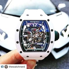"""#Repost Alert great shot by @thewatchnerd also check out there page ・・・ #RichardMille x #Lamborghini #watchporn #timepiece #watch #watches #luxury #luxurywatch #wristwatch #luxuryporn #millionaire #billionaire #swag #baller #uk #london #duabi #aroundtheworld #europe #swag #car #cars #sportscar #luxurycar"" Photo taken by @millionaireshoppinggroup on Instagram, pinned via the InstaPin iOS App! http://www.instapinapp.com (08/13/2015)"