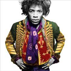 Jimi Hendrix  (via Miniature Chitarre)