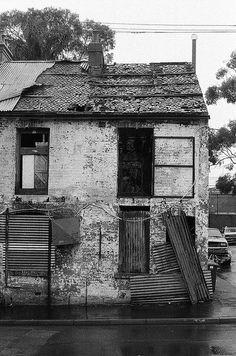 Redfern Slum by Ben Cumming, via Flickr