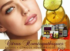 Cítricos homeopáticos. Basados en los principios homeopáticos aplicados a la cosmética UTSUKUSY lanza una nueva línea de cosmética facial de ácidos cítricos. La eficiencia de sus activos en estudiadas dosis homeopáticas asegura excelentes y rápidos resultados.