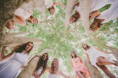 bride and friends :: joana