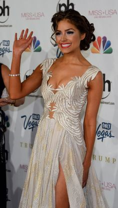 Olivia Culpo Photos - Arrivals at the Miss USA Pageant - Zimbio