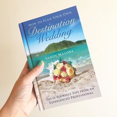 Are you planning a Destination Wedding? This book by my friend @sandymalone is a must-read for DIY brides on a budget! I was lucky to meet Sandy on my recent press trip to New Mexico and she gave me a copy to check out and now I'd love to give a copy away to a lucky BSB reader!  How to enter:  Leave a comment below with the location of your destination wedding and your wedding date.  Feel free to tag a friend who you think could use this book!! I'll announce a winner on Monday!  // See this…