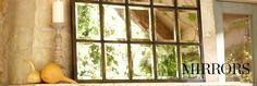 Oval Mirrors & Full Length Wall Mirrors | Pottery Barn