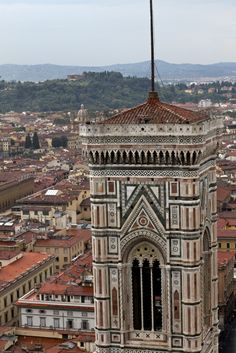 Giotto's bell.....tower.  Firenze