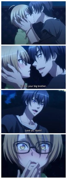 Love Stage!! Episode 7