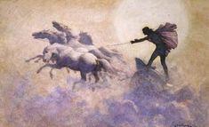 John Charles Dollman: Chariot of the Sun