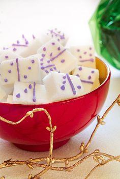 El juego más dulce: dominó de azúcar