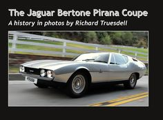 Jaguar Bertone Pirana Coupé
