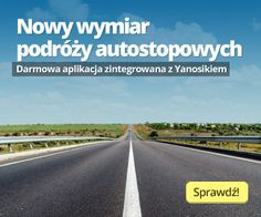Jadąc autostopem można poznać naprawdę interesujące osoby :)
