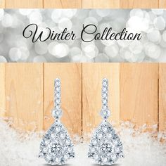 Inspired by all things snowflakes and ice, our Winter Collection is sure to entice!  http://www.shopmilano.com/collections/winter-collection/