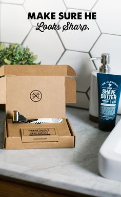Gift Amazing Shaves From Dollar Shave Club Get Fantastic Razors Delivered Every Month So They Birthday For HimUnique