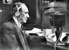 The first wireless telegraphy. Created in 1901 by Guglielmo Marconi, this device helped communication advances throughout the Atlantic. It saved hundreds of lives, including the ones that were on the Titanic