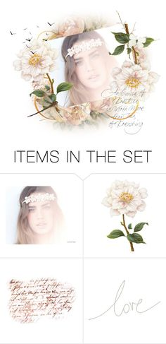 """~ Love Is A Verb ~"" by cashmere-rose ❤ liked on Polyvore featuring art"