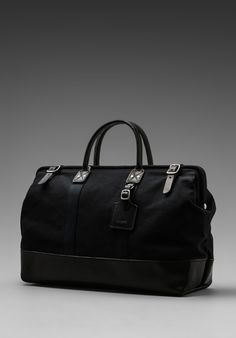 BILLYKIRK 20 Inch Carryall in Black - New
