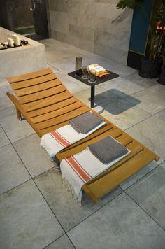Ob Wohnbereich Oder Terrassenbereich Großformate In Natursteinoptik Laden  Zum Entspannen Ein #Terrasse #Terrassenplatten #
