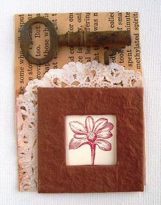 Aged Beauty ACEO collage | Flickr - Photo Sharing!