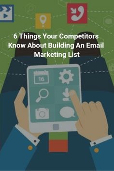 How Are Your Competitors Are Building Their Email Marketing List?