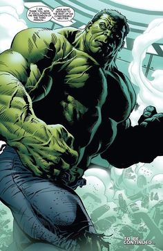 """Because you thought you were stronger than the Hulk? No one is stronger than the Hulk! Marvel Comics Art, Hulk Marvel, Marvel Comic Books, Marvel Characters, Marvel Heroes, Comic Books Art, Comic Art, Hulk Hulk, Hulk Avengers"
