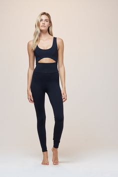 4d0403540a176 The Cutout Unitard Workout Aesthetic, Gym Leggings, Workout Leggings,  Workout Bodysuit, Dance