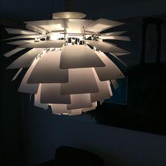 Poul # Hennimgsen #artichoke #pendant #ceiling #light #design