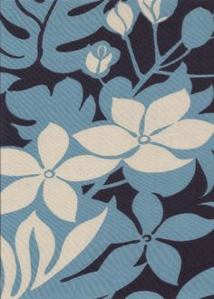 20upai stylized Hawaiian cotton rayon fabric. This is a light flouncy weight.  More fabrics at: BarkclothHawaii.com