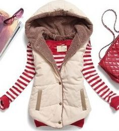9a872ea3236 Winter Vest Women Fashion Warm Faux Fur Vest Coat Slim Hoodies Vests Coat  Waistcoat chaleco mujer veste femme Plus Size XXXL
