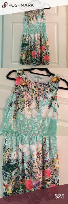 Floral Sundress Karlie floral sundress-perfect for spring! Karlie Dresses Midi