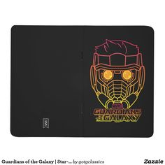 Guardians of the Galaxy | Star-Lord Neon Outline