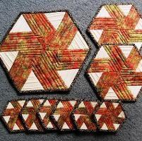 Hexagon Coasters & Trivets