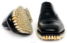 sapatos bizarros