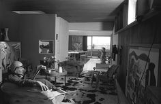 Le Corbusier © Willy Rizzo