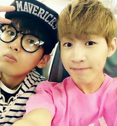 Twitter / henrylau89: with @ryeong9! off to Brazil!! ...