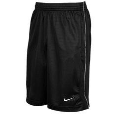 Gym shorts - always a must! Basketball Pants, Gym Shorts, Formal Shirts, Foot Locker, Elite Socks, Vintage Shirts, Striped Tee, Black Shorts, Put On