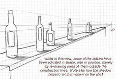 Master Perspective Drawing First Time! - a great tutorial on using perspective in your art