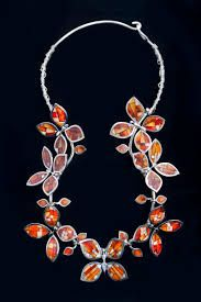 Image result for mexican fire opal necklace