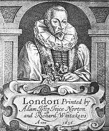 John Gerard (1545-1611)  englischer Chirurg und Botaniker 1596 gab er ein Verzeichnis der Pflanzen seines Gartens heraus, das erste seiner Art in England. Sein Hauptwerk war The Herball or Generall Historie of Plantes,  1597