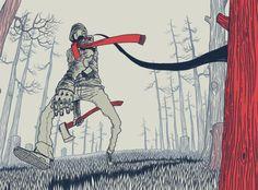 Creative Illustrations by Gerhard Human