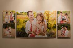 Wall Display - Zach and Jody Gray Free Photography, Photography Tutorials, Family Photography, Amy And Jordan, Bay Photo, Arizona Wedding, Home Design Decor, Hanging Wall Art, Great Photos