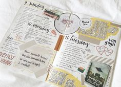 bujo bullet journal studyblr inspiration etherealstudyblr.tumblr.com