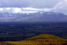 The Maine Valley.  Photography from Inch and Dingle area - Friday 15th March